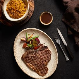 Live Sport Steak