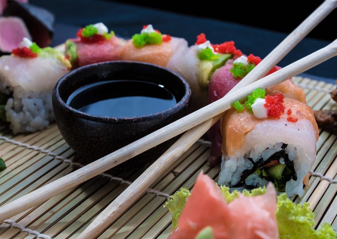 Mondays Sushi Night